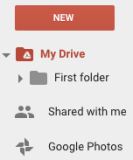 Moving a file2 - First folder