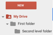 Moving a file2 - Second folder