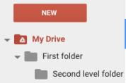 Moving a file2 - Second folder
