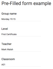 Forms Pre-Fill - 23