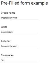 Forms Pre-Fill - 28