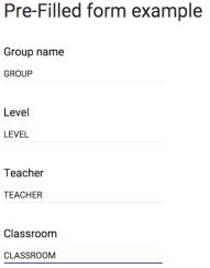 Forms Pre-Fill - 7