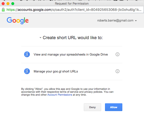 Creating multiple short URLs in seconds | Learning G Suite