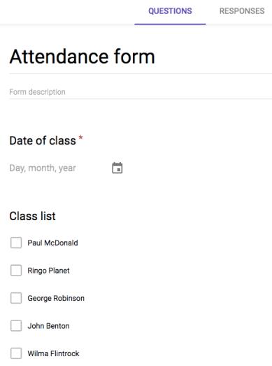 Attendance - 22