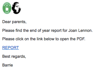 Kids Reports - 70